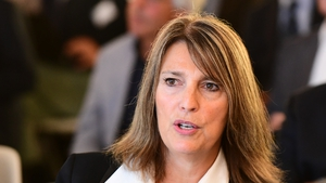 ITV's new CEO Carolyn McCall praised the company's strong performance in difficult conditions