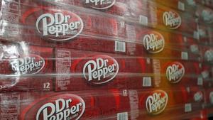 Keurig Dr Pepper owns a range of soft drinks brands