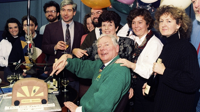 Gay Byrne Show is 20 (1993)