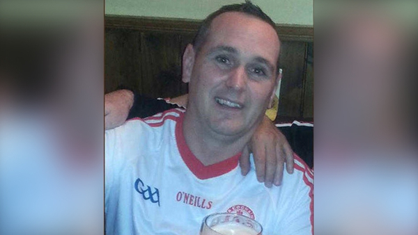 Michael Barr was shot dead in the Sunset House Pub on 25 April 2016