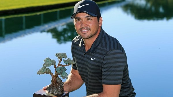 Jason Day is in the team