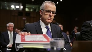 Andrew McCabe has become a target of Republican politicians