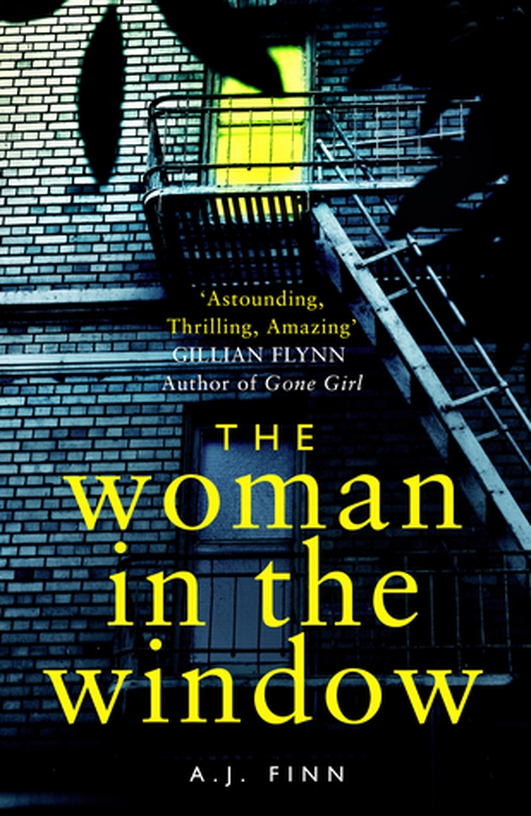 "Review:  ""The Woman In The Window"" by AJ Finn"