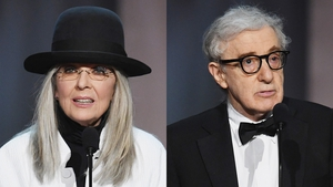 """Diane Keaton - """"Woody Allen is my friend and I continue to believe him."""""""