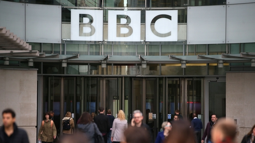 The plans to lower news presenters' pay have not been fully agreed or signed off