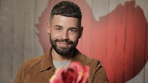 First Dates hopeful John-Charles