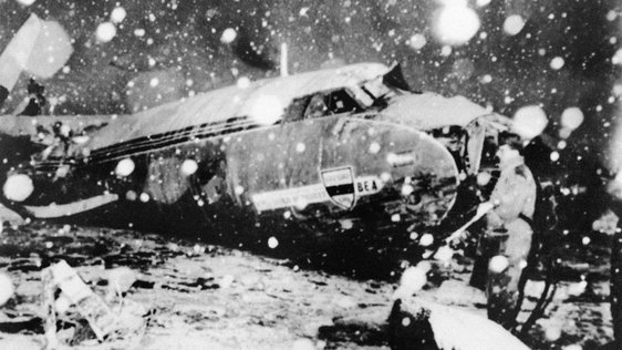 Munich Air Disaster - Getty Images