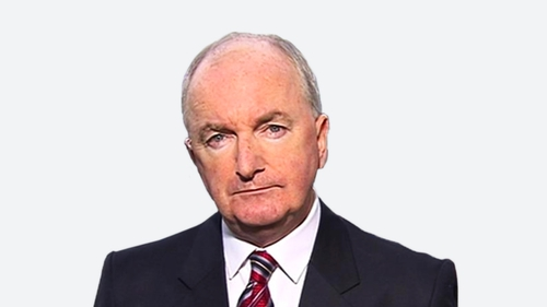 RTÉ's Northern Ireland Editor Tommie Gorman is a devoted Sligo Rovers fan