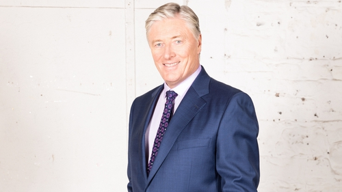 Pat Kenny inducted into IMRO Radio Awards Hall of Fame
