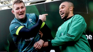 Donnacha Ryan and Simon Zebo are out of favour with Ireland