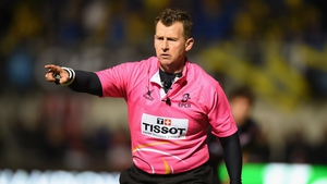 Nigel Owens will referee Ireland's Six Nations opener against France on Saturday