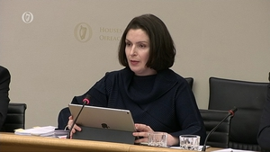 Francesca McDonagh told the committee that the tracker mortgage issue is at the top of her priority list