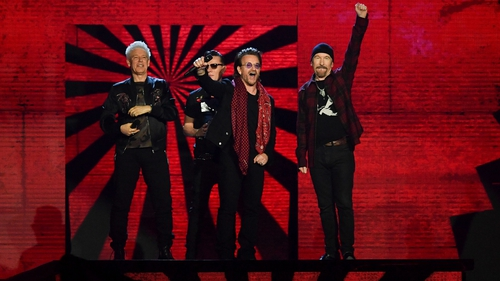 U2 - Tickets on sale this Friday