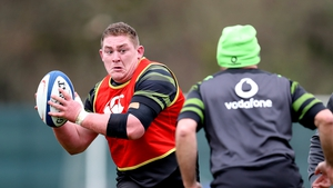 High praise then for Tadhg Furlong in the front row