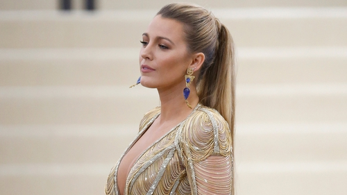 Blake Lively starred in Gossip Girl from 2007  to 2012