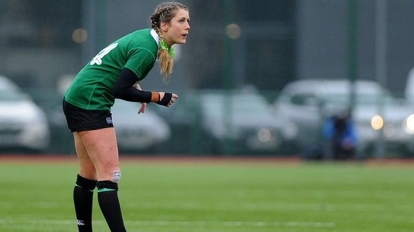 Megan Williams has been previously capped at 7's level for Ireland