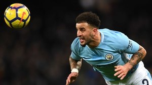 Kyle Walker insists that Manchester City are looking to improve on a 100 point season