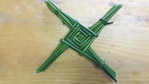 St Brigid's Cross