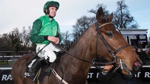 Footpad won six Grade One races for trainer Willie Mullins
