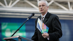 John Treacy said they have provided some expense money to the women's hockey team, with €45,000 shared among the squad