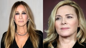 Sarah Jessica Parker says she isn't feuding with Kim Cattrall
