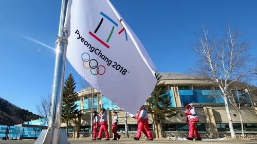 The Winter Olympics will take place in Pyeongchang