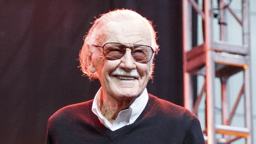 Stan Lee is home and feeling well after recent hospital stay