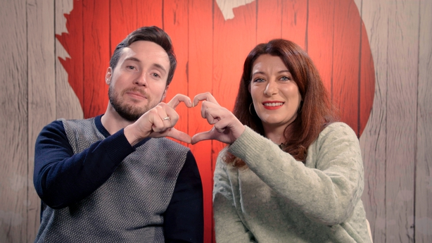First Dates Ireland Extras - RTE2FM Chris and Ciara