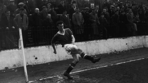 Liam 'Billy' Whelan, 1935-1958, the Irish Busby Babe