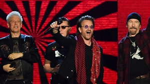U2 top Billboard dance club chart with remixes of Love Is Bigger Than Anything In Its Way