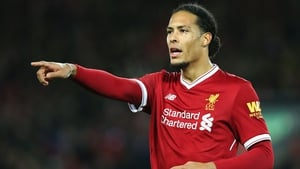 Virgil Van Dijk has been struggling with illness