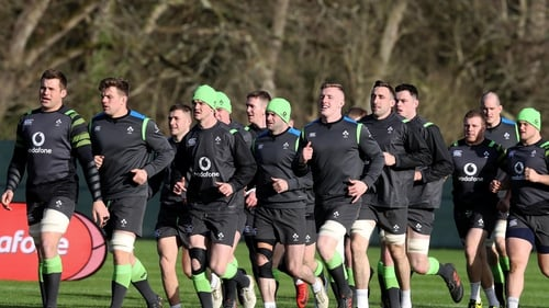 Ireland go in search of a second win this decade against the French in Paris
