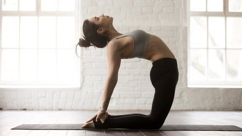 Yoga Poses for your Throat Chakra