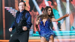 Marty Morrissey is dropping weight on Dancing with the Stars