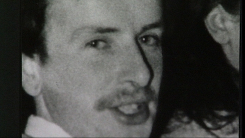 Aidan McAnespie, 23, was shot dead in February 1988 on the Tyrone-Monaghan border