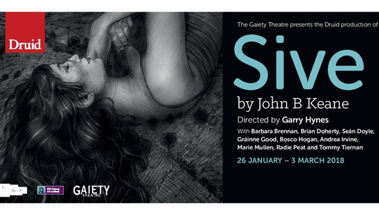 "Review:   ""Sive"" at the Gaiety Theatre"