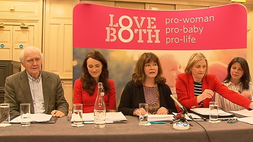 The Pro-Life Campaign said repealing the Eighth Amendment 'amounts to handing a blank cheque to politicians'