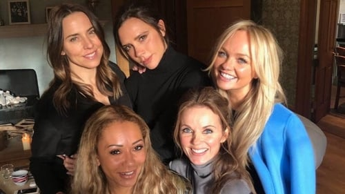 Sporty, Posh, Baby, Scary and Ginger Spice reunited last week to plan their reunion