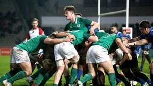 Ireland fell short in their bid for Under-20 Six Nations honours