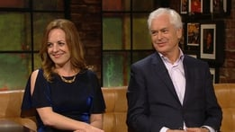 Jennifer O'Connell and Professor Ian Robertson | The Late Late Show