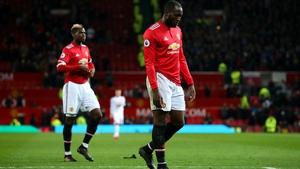 Romelu Lukaku has scored 11 Premier League goals for United this term