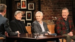 Nigel Havers, Denis Lawson and Stephen Tompkinson | The Late Late Show