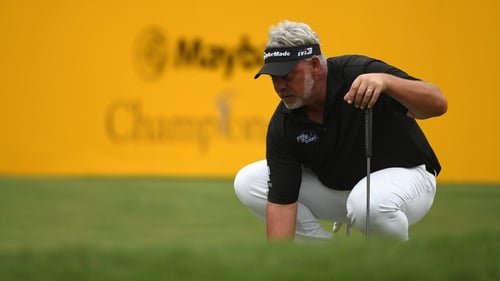Westwood sits 3 shots off the lead at Maybank Malaysia