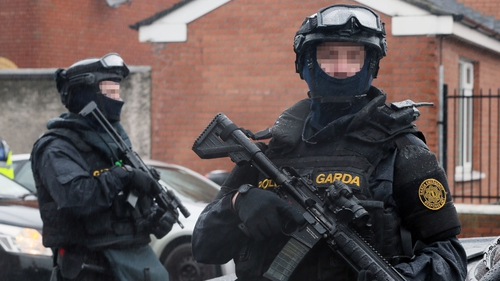 Gardaí say more than 50 murders were prevented in the last two years