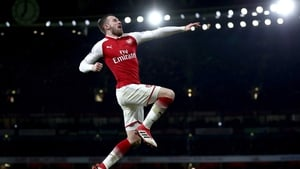 Aaron Ramsey is hoping Arsenal can qualify for the Champions League through the back door
