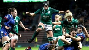 France defeat Ireland in Toulouse.