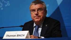 "Thomas Bach: ""We have already extended all Olympic grants to the NOCs to cover their preparations for the Games"""