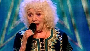 Golden Buzzer winner Evelyn Williams delivered an impressive Send in the Clowns