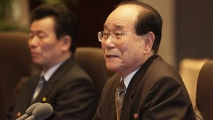 Kim Yong-nam is North Korea's nominal head of state, while the country is ruled by Kim Jong-un