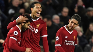 Virgil van Dijk: 'No-one is talking about it but I think it is a dive.'